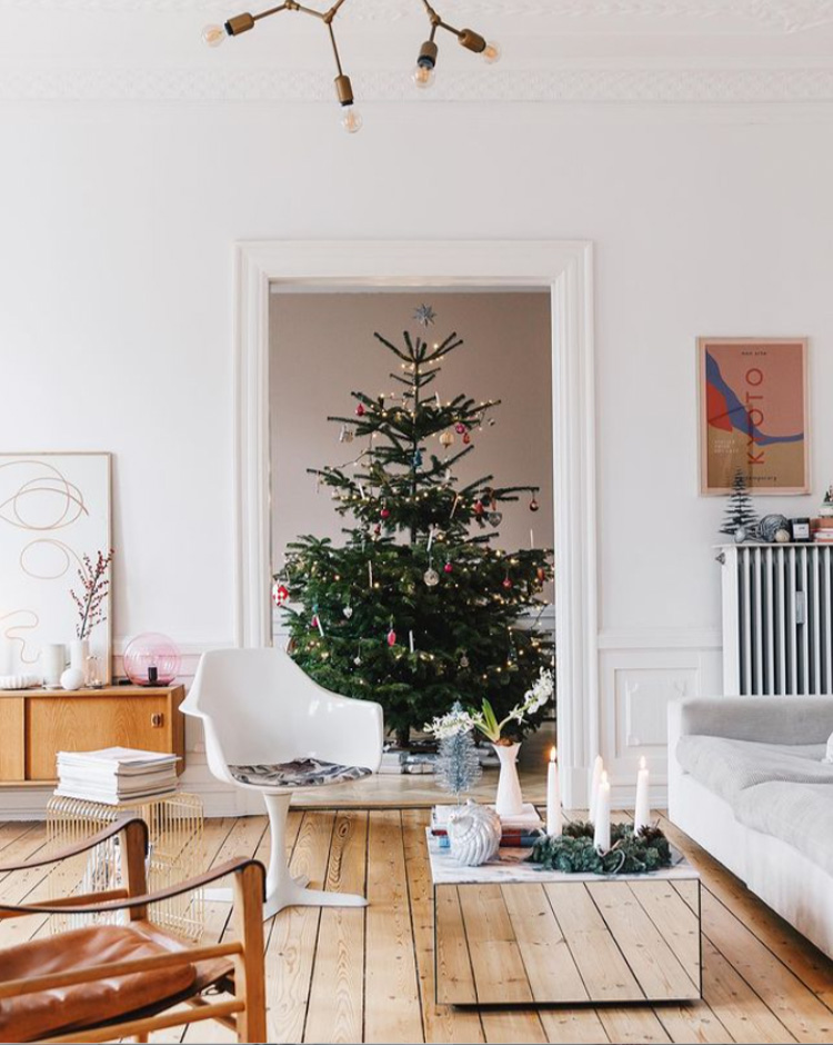 Trend Alert: 5 Holly Jolly Christmas Danish Homes