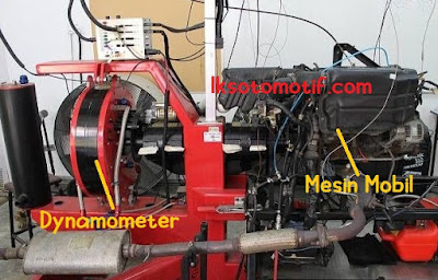 Untuk mengetahui tenaga yang dikeluarkan oleh mesin maka cara yang digunakan adalah deng Perbedaan Dynamo Meter Dengan Dyno Test Dan Cara Kerjanya