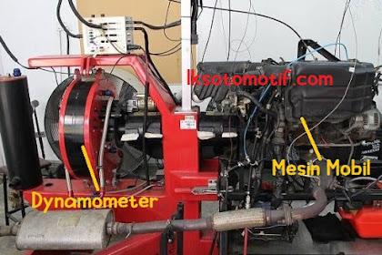 Perbedaan Dynamo Meter Dengan Dyno Test Dan Cara Kerjanya