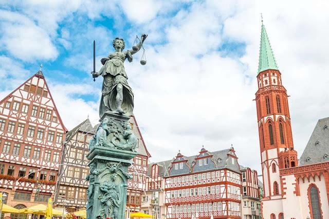 Monumentos de Frankfurt
