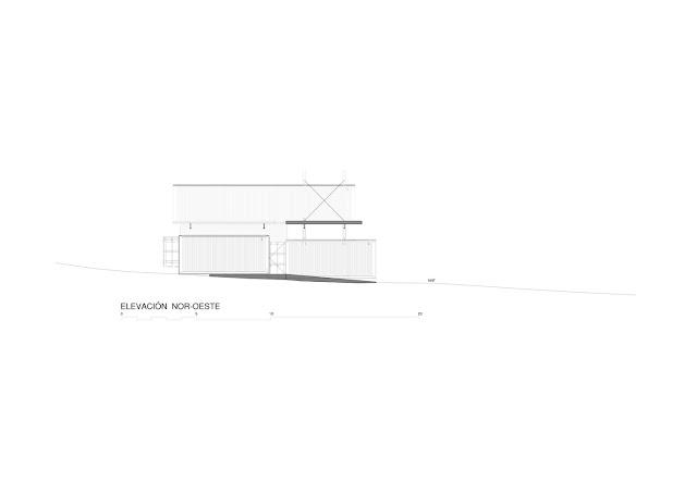 Casa RDP - Shipping Container Industrial Style House, Ecuador 56