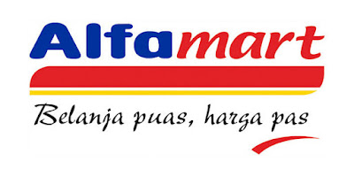 Official Logo Alfamart