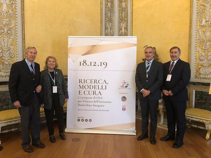 Palermo: firmato un protocollo d'intesa tra la Cooperativa OSA e la Fondazione EBRI