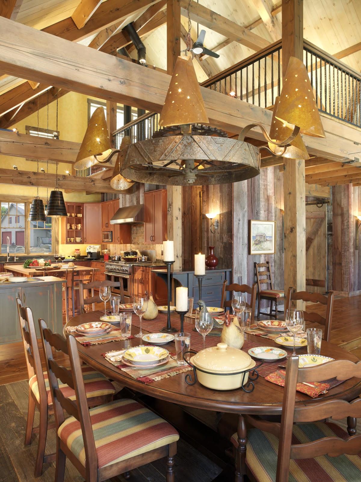 country dining room lighting. Interiornity |source Of Interior Design Ideas \u0026 Inspirational Homes Country Dining Room Lighting