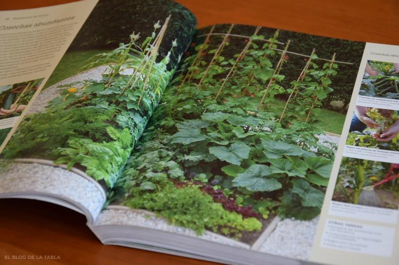 Libro. Cultivar alimentos en espacios reducidos, RHS. Lucy Halsall