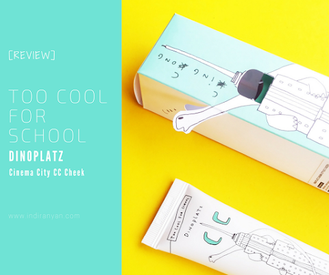 [REVIEW] Too Cool For School Dinoplatz Cinema City CC Cheek*