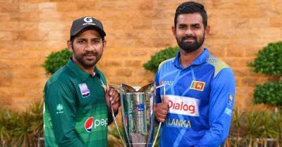 SL tour of PAK 2019 SL vs PAK 1st T20I Match