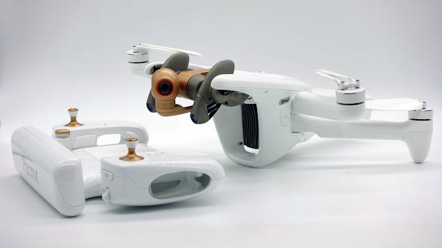 Parrot Anafi Ai, il primo drone 4G dal design sorprendente