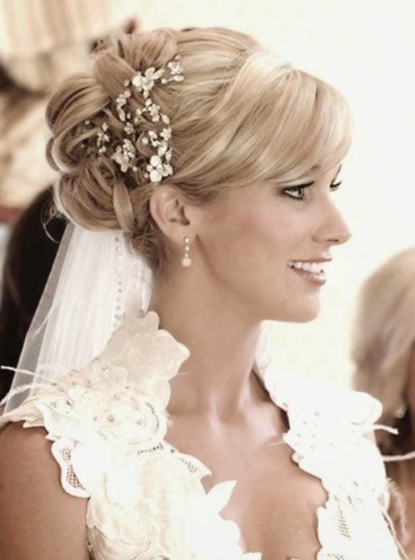 Vintage Wedding Hair Styles 40