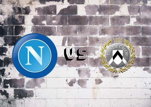 Napoli vs Udinese  Resumen