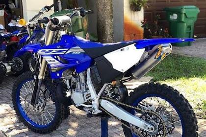 Yamaha YZ125 dan YZ250 Indonesia, Spesifikasi Balap Harga Build Up