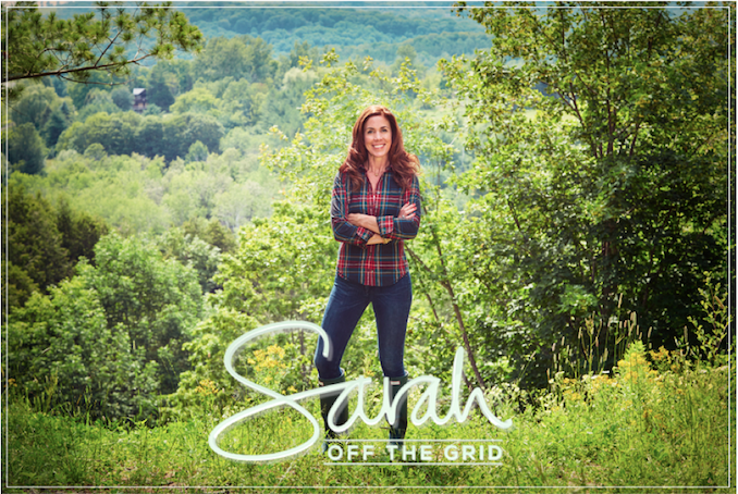 Sarah Richardson Off the Grid