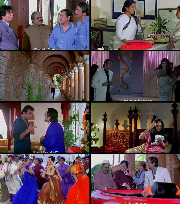 Haseena Maan Jaayegi 1999 Hindi 480p HDRip