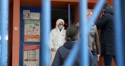 Θετικές στον ιό τρεις νοσηλεύτριες στο «Παπανικολάου»