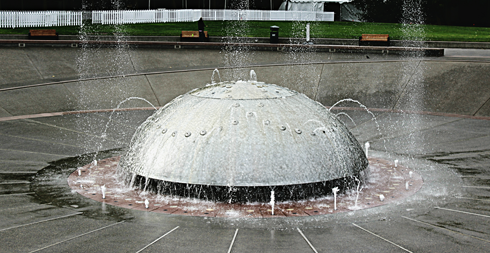 international fountain seattle center