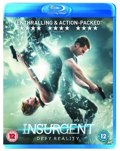 The Divergent Series: Insurgent 1080p Latino