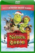 Shrek Celebra La Navidad (2007) DVDRip Latino