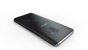 new Samsung Galaxy s9 renders 1