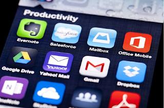 Productivity apps for iOS