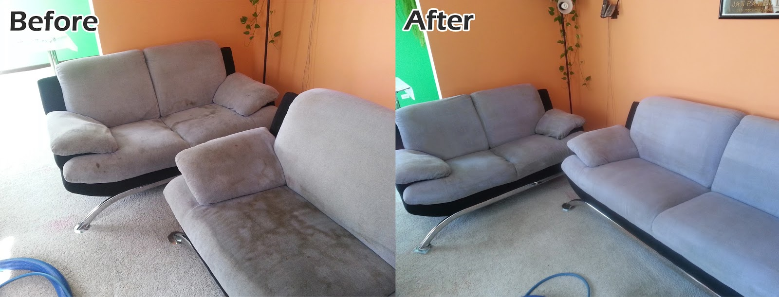 Professional Dry Cleaning Of Sofa And Upholstery