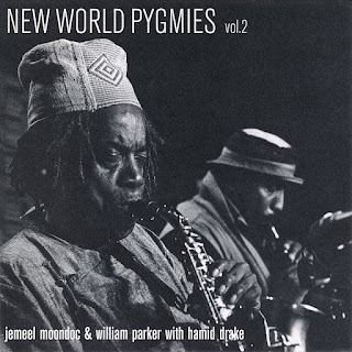 Jemeel Moondoc, New World Pygmies II