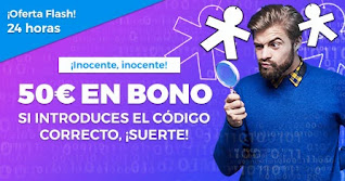 Paston 50 euros gratis dia inocentes 28-12-2020