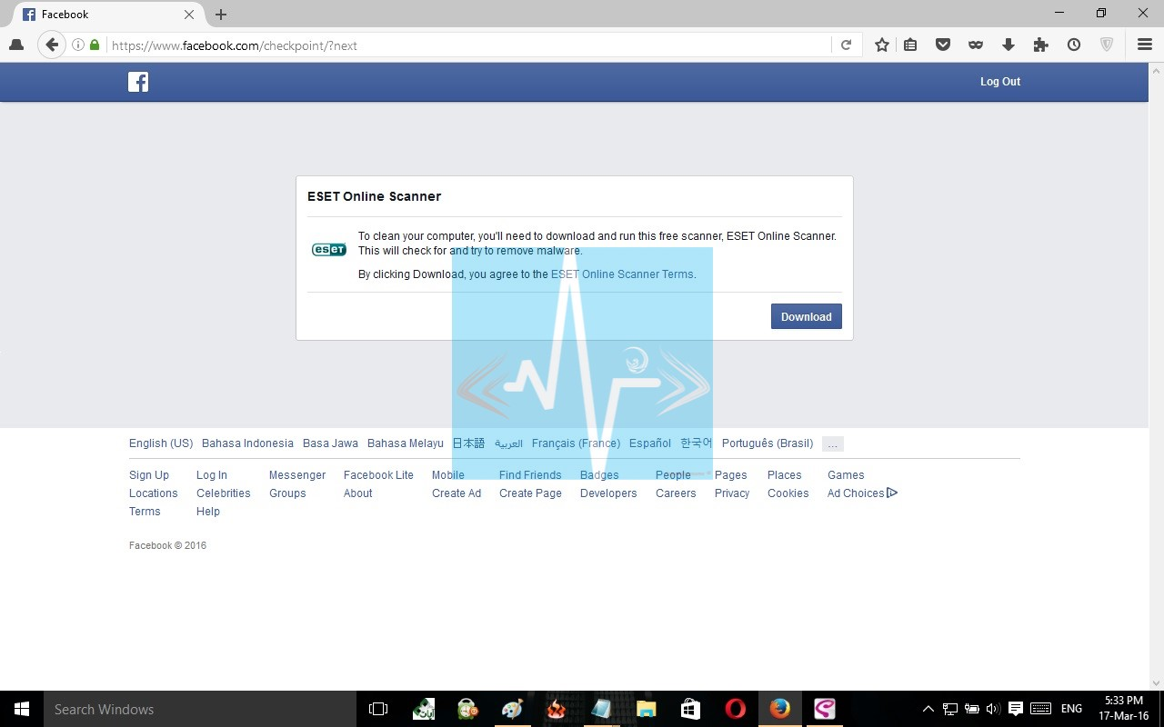 how to download from facebook to computer
