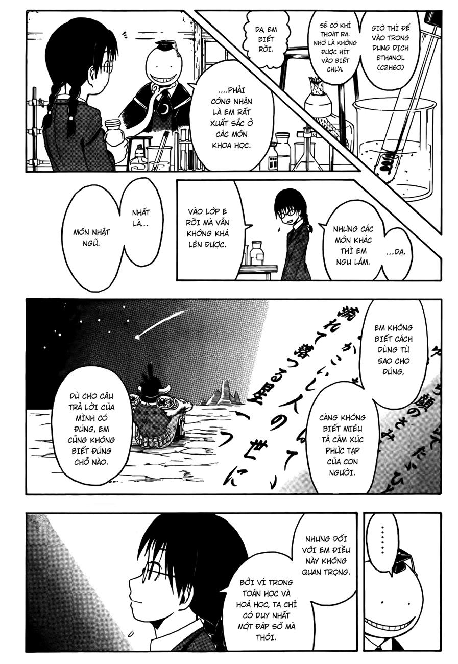 Ansatsu Kyoushitsu chap 7 trang 9
