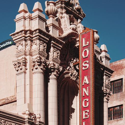 Los Angeles Theatre DTLA