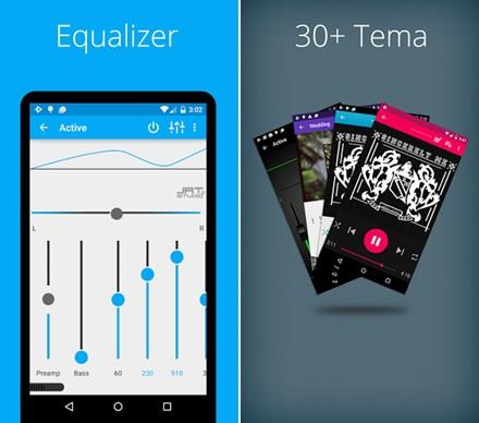 Top 10 Aplikasi Pemutar Musik Terbaik di Android Paling Ngebass