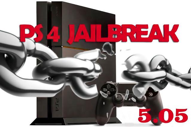 PS4 Jailbreak Firmware 5.05