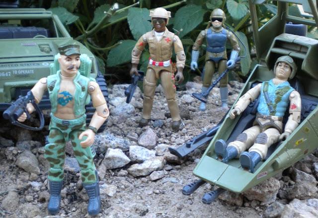 1983 Doc, Airborne, Gung Ho, Tripwire, VAMP, Skyhawk