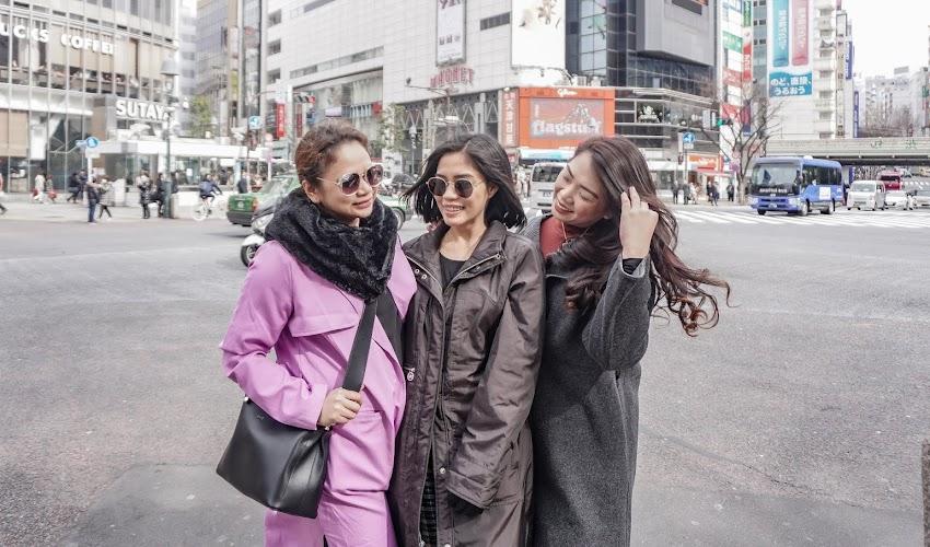 TOKYO: Shibuya Crossing