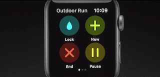 Act Apple demos new watch faces for Apple Watch on watchOS 4 Jailbreak