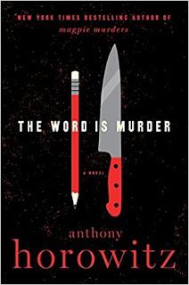 Anthony Horowitz book cover