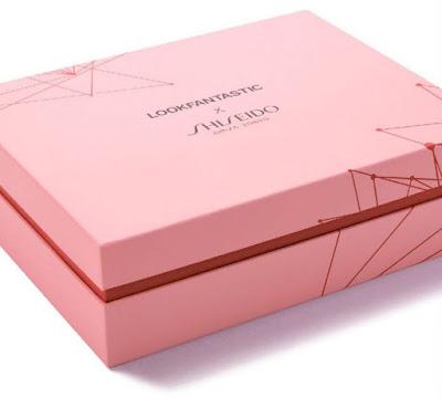 LOOKFANTASTIC X SHISEIDO LIMITED EDITION BEAUTY BOX