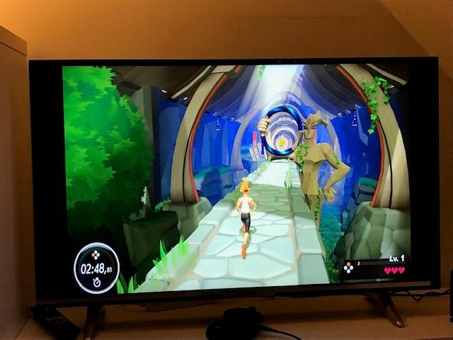 Nintendo RingFit Adventure - wunderschöne Spielwelt ♥