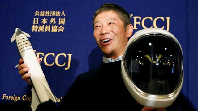 Un magnate japonés sortea más de 9 millones de dólares para saber si el dinero aumenta la felicidad