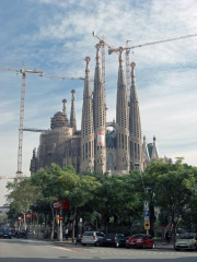 photo of Sagrada Família