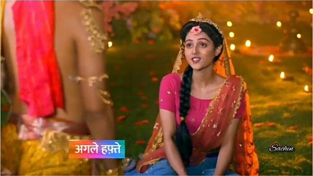 Radha Krishna 18 july upcoming Episode in hindi