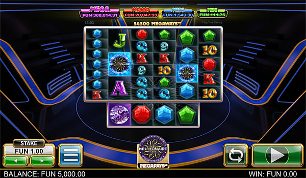 Main Gratis Slot Indonesia - Who Wants To Be A Millionaire Megapays Big Time Gaming