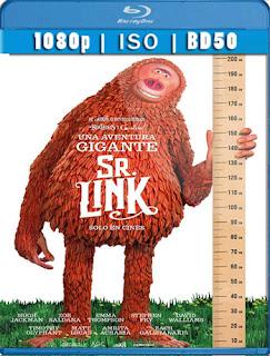 Mr. Link: El origen perdido (2019) BD50 [1080p] Latino [Google Drive] Panchirulo
