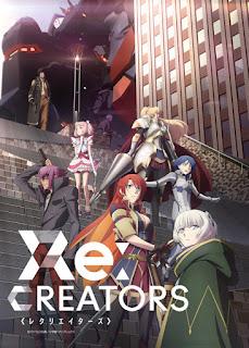 Re:Creators ตอนที่ 7/22 ซับไทย