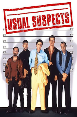 The Usual Suspects 1995 DVDR NTSC Latino