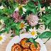 Перевернутые миникексы с абрикосами