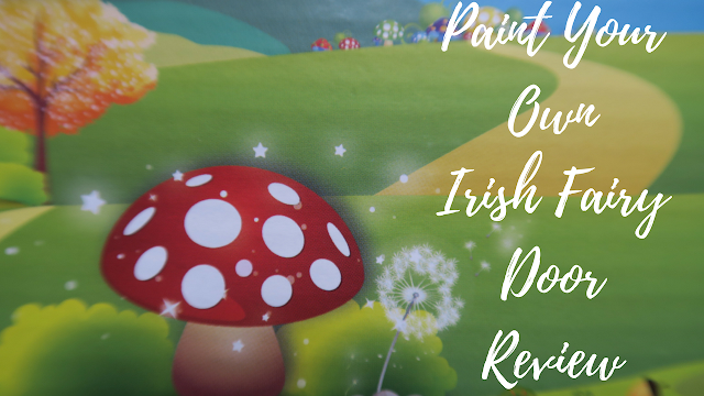 Paint your own irish fairy door review