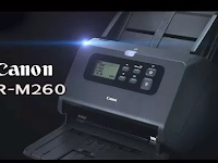 Download Canon DR-M260 Drivers and Review