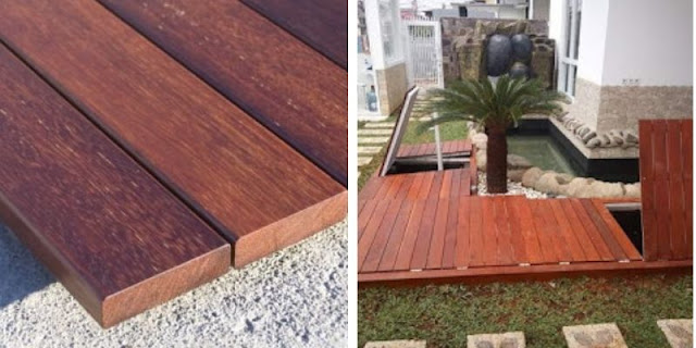 decking merbau