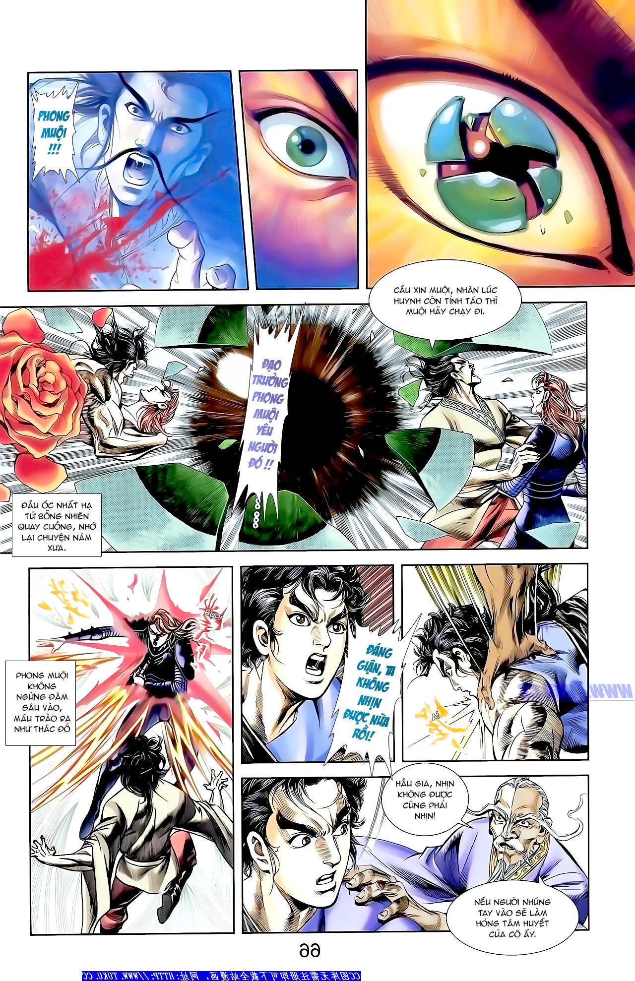 Cơ Phát Khai Chu Bản chapter 158 trang 3