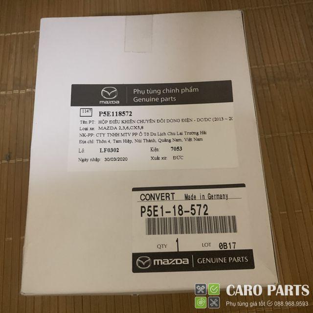 Hộp i-stop Mazda, hộp DC-DC Converter| Hộp chuyển đổi DC/DC Mazda| MAZDA CONTROL UNIT P5E118572